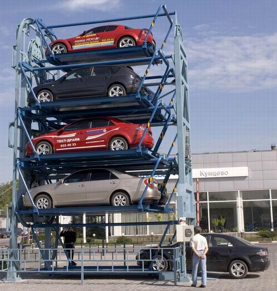Проблема с отсутствием парковок в московских дворах давно стала проблемой N2 для столичных автолюбителей.
